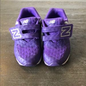 Toddler New Balance Sneakers size 5